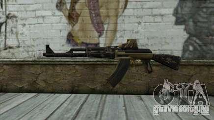 AK47 from PointBlank v2 для GTA San Andreas