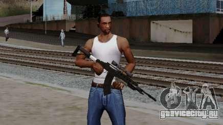 Heavy Sniper Rifle from GTA V для GTA San Andreas