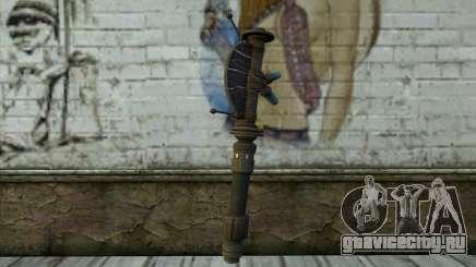 ProtonAxe From Fallout New Vegas для GTA San Andreas