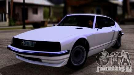Lampadati Pigalle GTA V для GTA San Andreas