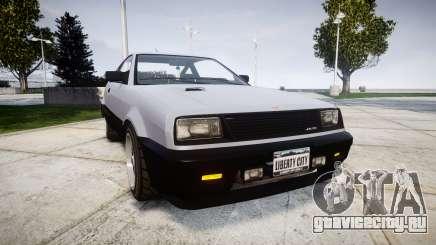 Dinka Blista Compact Sport для GTA 4