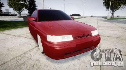 ВАЗ-2110 Bogdan rims2 для GTA 4