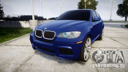 BMW X6M rims1 для GTA 4