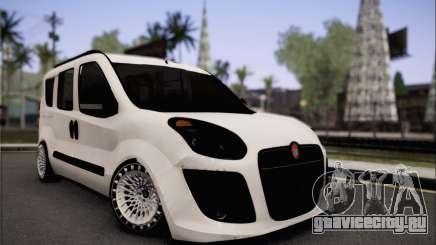 Fiat Doblo 2010 Edit для GTA San Andreas