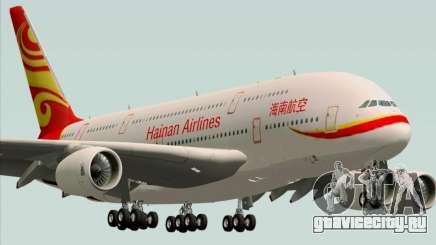 Airbus A380-800 Hainan Airlines для GTA San Andreas