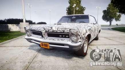Pontiac GTO 1965 Sharpie для GTA 4