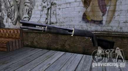 Chromegun v2 Обычный для GTA San Andreas