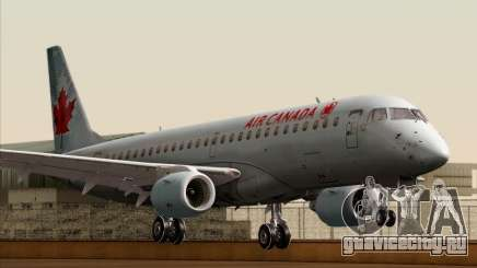 Embraer E-190 Air Canada для GTA San Andreas