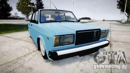 ВАЗ-2107 best model для GTA 4