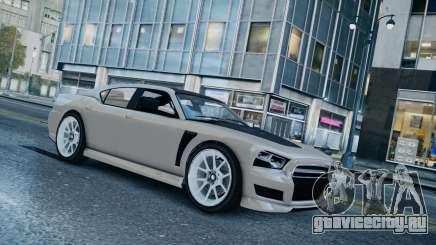 GTA 5 Bravado Buffalo для GTA 4