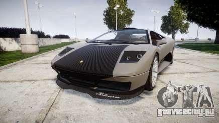 Pegassi Infernus Carbonerra для GTA 4