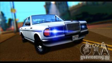 Admiral HD для GTA San Andreas