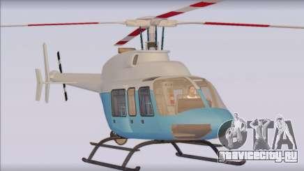 Bell 407 для GTA San Andreas