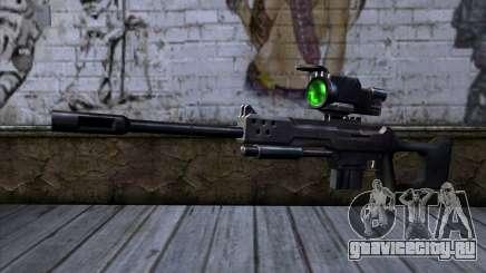 Снайперская винтовка (C&C: Renegade) для GTA San Andreas