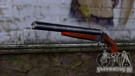 Sawnoff Shotgun для GTA San Andreas