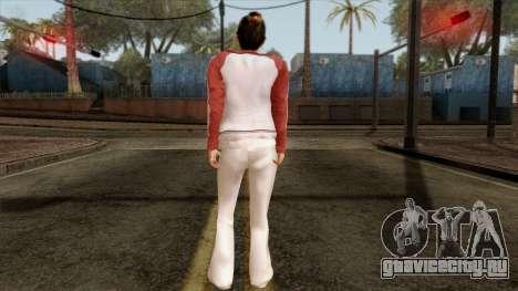 GTA 4 Skin 8 для GTA San Andreas второй скриншот