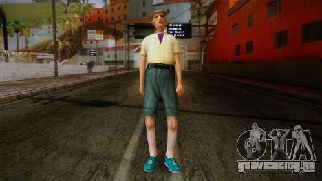 GTA San Andreas Beta Skin 17 для GTA San Andreas