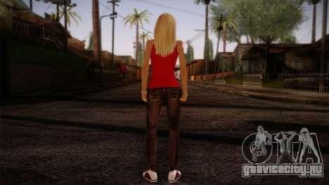 Gedimas Denise Skin HD для GTA San Andreas второй скриншот
