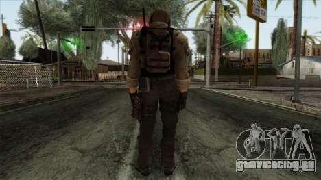 Modern Warfare 2 Skin 10 для GTA San Andreas второй скриншот