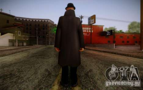 Ginos Ped 25 для GTA San Andreas второй скриншот