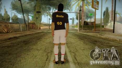 Footballer Skin 1 для GTA San Andreas второй скриншот