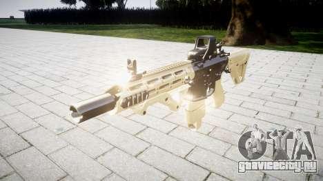 Винтовка AR-15 CQB eotech для GTA 4