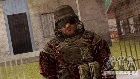 Outlast Skin 7 для GTA San Andreas третий скриншот