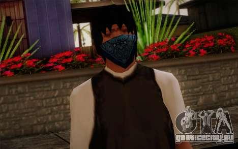 Ginos Ped 2 для GTA San Andreas третий скриншот