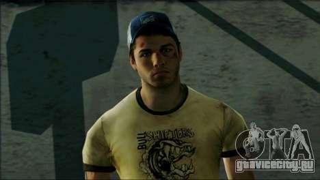 Left 4 Dead Survivor 6 для GTA San Andreas третий скриншот