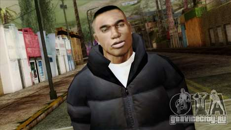 GTA 4 Skin 1 для GTA San Andreas третий скриншот