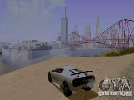 Jundo ENB Series для GTA San Andreas второй скриншот