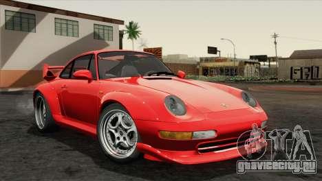 Porsche 911 GT2 (993) 1995 [HQLM] для GTA San Andreas