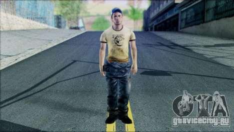 Left 4 Dead Survivor 6 для GTA San Andreas