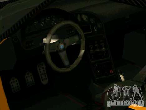 Cheetah из GTA 5 для GTA San Andreas вид справа