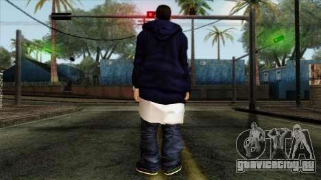 GTA 4 Skin 3 для GTA San Andreas второй скриншот