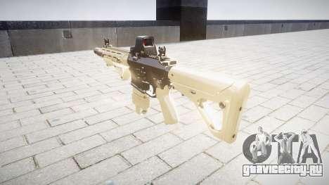 Винтовка AR-15 CQB eotech для GTA 4 второй скриншот