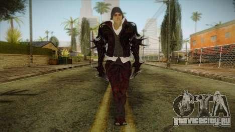 Alex Boss from Prototype 2 для GTA San Andreas