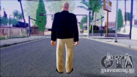 Russian Mafia Skin 1 для GTA San Andreas второй скриншот