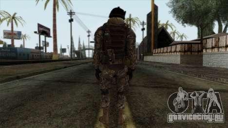 Modern Warfare 2 Skin 7 для GTA San Andreas второй скриншот