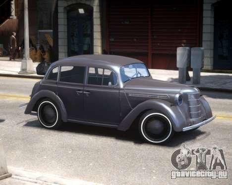 Москвич 400 для GTA 4