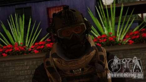 Modern Warfare 2 Skin 3 для GTA San Andreas третий скриншот
