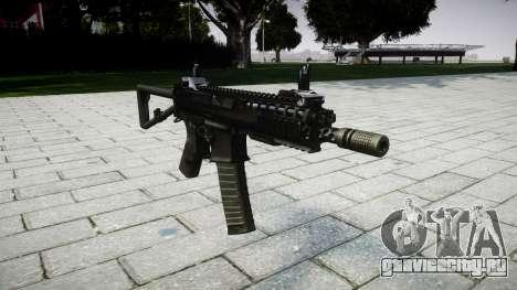 Пистолет-пулемёт KAC PDW для GTA 4