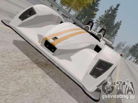 Jundo ENB Series V0.1 для слабых ПК для GTA San Andreas