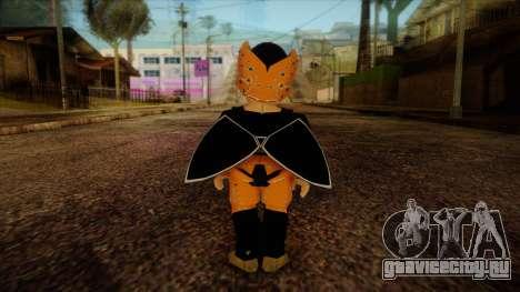Cell Junior Skin для GTA San Andreas второй скриншот