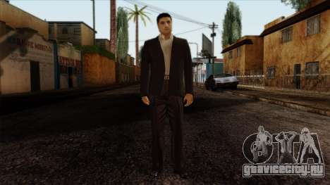LCN Skin 5 для GTA San Andreas