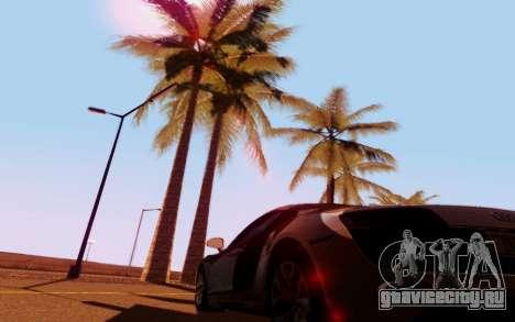 Krevetka Graphics v1.0 для GTA San Andreas третий скриншот