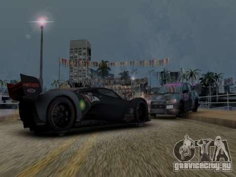ENB Hans Realistic 1.0 для GTA San Andreas седьмой скриншот