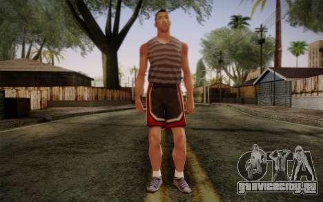 Ginos Ped 23 для GTA San Andreas