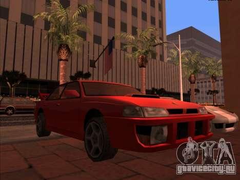 Sunset ENB для GTA San Andreas третий скриншот