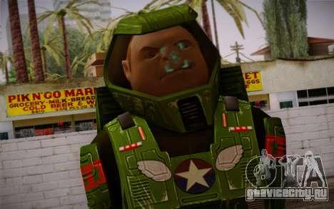 Space Ranger from GTA 5 v1 для GTA San Andreas третий скриншот